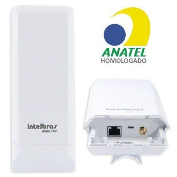 Wireless Router Outdoor Cpe 5 Ghz 12 Dbi Wom 5000