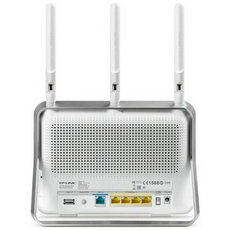 Wireless Router Tp-Link Dual Band Gigabit Ac1750 Archer C8