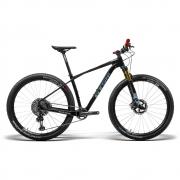 Bicicleta aro 29 GTS M1 RAV HT1 Quadro Carbono Rígido Kit XTR Suspensão Fox 32 kashima boot/ Rav HT1 XTR 1x12