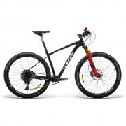 Bicicleta aro 29 Gtsm1 Rav HT 3 Quadro Carbono Rígido Suspensão a Ar /GTSM1 RAV HT 3 Sram SX 1x12