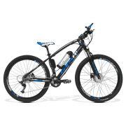 Bicicleta Elétrica GTS Aro 29 Freio a Disco Câmbio Sunrace 27 Marchas e Amortecedor | GTS M1 I-Vtec Elétrica 350W
