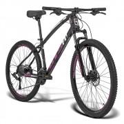 Bicicleta Feminina GTS Aro 29 Freio a Disco Hidráulico Câmbio 27 Marchas com Câmara Anti Furo | GTS M1 I-Vtec Feminina Absolute