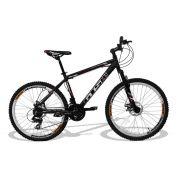 Bicicleta GTS Aro 26 V-Brake 21 Marchas e Amortecedor| GTS M1 Ride