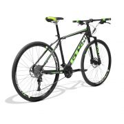 Bicicleta GTS Aro 29 Corrida  Freio a Disco Hidráulico Câmbio GTS M1 TSI9 27 Marchas, Pneu Slick para Asfalto e Garfo Rígido | GTS M1 Dynamic Corrida TSI9