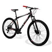 Bicicleta GTS Aro 29 Freio a Disco 21 Marchas e Amortecedor| GTS M1 Movee