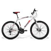 Bicicleta GTS Aro 29 Freio a Disco Câmbio Shimano 21 Marchas e Amortecedor| GTS M1 Walk New