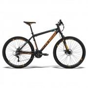Bicicleta GTS Aro 29 Freio a Disco Câmbio Traseiro Shimano 21 Marchas e Amortecedor | GTS M1 Advanced 2021