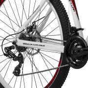 Bicicleta GTS Aro 29 Freio a Disco Câmbio Traseiro Shimano 24 Marchas | GTS M1 Advanced 1.0