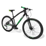 Bicicleta GTS Aro 29 Freio a Disco Hidráulico Câmbio 27 Marchas e Velocímetro de Brinde | GTS M1 I-Vtec GTS MX9
