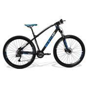 Bicicleta GTS Aro 29 Freio a Disco Hidráulico Câmbio 27 Marchas com Câmara Anti Furo e Velocímetro de Brinde | GTS M1 I-Vtec Absolute