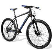 Bicicleta GTS Aro 29 Freio a Disco Hidráulico Câmbio GTS M1 1x11 | GTS M1 Dynamic 1x11