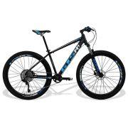 Bicicleta GTS Aro 29 Freio a Disco Hidráulico Câmbio GTS M1 1x12 | GTS M1 Dynamic 1x12