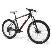 Bicicleta GTS Aro 29 Freio a Disco Hidráulico Câmbio GTS M1 RSX 2x11 | GTS M1 Dynamic 2x11