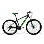 Bicicleta GTS Aro 29  Freio a Disco Hidráulico Câmbio GTS M1 STI10 30 Marchas e Amortecedor | GTS M1 Dynamic STI10