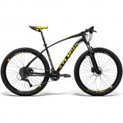 Bicicleta GTS Aro 29 Freio a Disco Hidráulico Câmbio GTS M1 TSI10 30 Marchas e Amortecedor | GTS M1  I-vtec SX 3x10