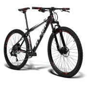 Bicicleta GTS aro 29 Freio a Disco Hidráulico Câmbio GTSM1 SRX 1x11 Suspensão com Trava / GTSM1 G7 1x11