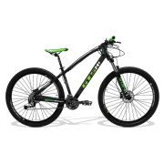 Bicicleta Gtsm1 Aro 29 Freio a Disco Hidráulico Câmbio Shimano Alivio 27 Marchas e Amortecedor com Trava no Guidão | Gtsm1 I-Vtec Alívio