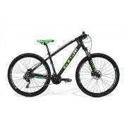 Bicicleta GTS I-VTEC Aro 29 Freio a Disco Shimano Hidráulico Câmbio Shimano Deore 27 Marchas e Amortecedor + Velocímetro de Brinde