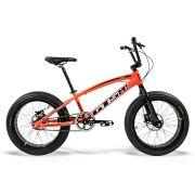 Bicicleta Gts Fat Aro 20 com Freio a Disco Hidráulico, Quadro de Alumínio / GTSM1 I-VTEC FAT