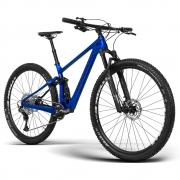 Bicicleta GTS RAV3 aro 29 Freio Hidráulico Quadro Full Suspension Carbono e Canote retrátil   1x12 shimano Deore