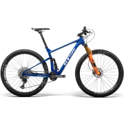 Bicicleta GTS RAV3-S aro 29 Freio Hidráulico Quadro Full Suspension Carbono e Travas no guidão | 1x12 shimano Deore