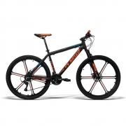 Bicicleta GTSM1 Aro 29 Freio a Disco 21 Marchas TSi7 e Rodas de Magnésio | GTS M1 Advanced Magnésio 2021