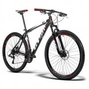 Bicicleta Gtsm1 Aro 29 Freio a Disco Câmbio GTSM1 TSI7 21 Marchas e Suspensão | GTS M1 G7