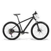 Bicicleta GTSM1 Aro 29  Freio a Disco Hidráulico Câmbio GTS M1 1x12 e Amortecedor ar com trava hidráulica  | GTS M1 Advanced Black Edition