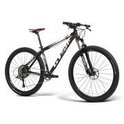 Bicicleta GTSM1 Aro 29  Freio a Disco Hidráulico Câmbio GTS M1 1x12 e Amortecedor com trava hidráulica  | GTS M1 G7 1x12 TSI