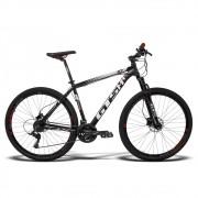 Bicicleta Gtsm1 Aro 29 Freio a Disco Hidráulico Câmbio GTSM1 mx8 24 Marchas e Suspensão | GTS M1 G7