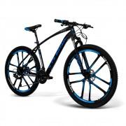 Bicicleta Gtsm1 aro 29 Freio Hidráulico 24 Marchas MX8 e rodas de Magnésio | I-vtec SX Magnésio
