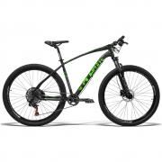 Bicicleta Gtsm1 aro 29 Freio Hidráulico kit 1x11 SRX Suspensão com Trava | I-Vtec New SX 1x11 SRX