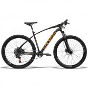 Bicicleta Gtsm1 aro 29 Freio Hidráulico kit 1x11 Marchas SRX Suspensão com Trava | I-Vtec New SX 1x11 SRX