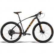 Bicicleta Gtsm1 aro 29 Freio Hidráulico kit 1x12 XRX Suspensão com Trava no guidão | I-Vtec New SX 1x12 XRX