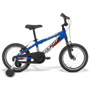 Bicicleta Infantil GTS Aro 16 Freio V-Brake | GTS M1 Advanced Kids Pro