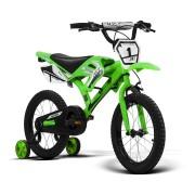 Bicicleta Moto Kawasaki aro 16 Infantil