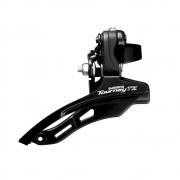 Cambio Dianteiro Shimano Tourney FD-TZ500 Top Cima
