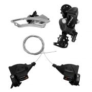 Kit 24 marchas Gts M1 Cambios / Trocadores 8v