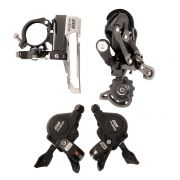 Kit 27 marchas Gts M1 MX9 Cambios / Trocadores 9v