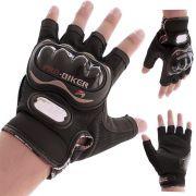 Luva Gtsm1 Pro Biker Anti-Derrapante com Proteção