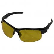 Óculos Street com lente Amarela e Armação Preta | 8280-3
