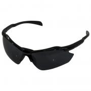 Óculos Street com lente Preta e Armação Preta | 8249