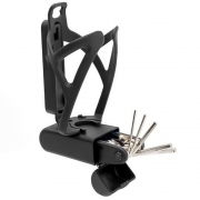 Suporte Squeeze Inviktus - para 500 / 700ml  com Chave Canivete e espátula