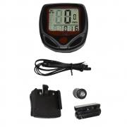Velocímetro Digital Wireless 14 Funções SB-318C