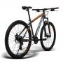 Bicicleta 29 GTS Lexxus 24 Marchas Shimano Altus Freio a disco Mecânico Quadro Alumínio e amortecedor / GTS M1 Lexxus shimano Altus
