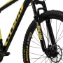 Bicicleta aro 29 gts m1 Freio a Disco Câmbio Shimano Altus 24 Marchas e amortecedor | Ride New Altus