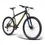 Bicicleta aro 29 Kit Shimano Gtsm1 21 marchas Catraca Mega Range freio a disco e Amortecedor | GTSM1 Advanced Pro