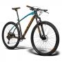 Bicicleta aro 29 Gtsm1 GX com Kit Sram Sx Eagle 1x12 Marchas Freio Hidráulico e Trava no Guidão   GTSM1 I-VTEC NEW GX SRAM