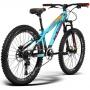 Bicicleta GTS Aro 26 Freio a Disco Hidráulico Câmbio GTS TSI 7 Marchas e Amortecedor   GTS M1 420x FreeRide