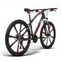 Bicicleta GTS Aro 29 Freio a Disco Hidráulico Câmbio 27 Marchas e Amortecedor com Câmara Anti Furo e Rodas de Magnésio | GTS M1 I-Vtec Absolute Magnésio Raphynus